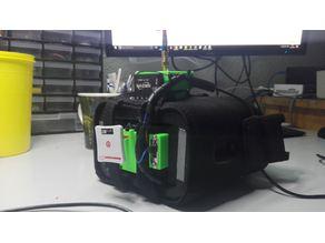 Realacc RX5808 Pro Split Receiver Case