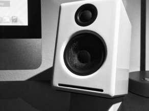 Desktop Speaker Stand (Perfect for Audioengine A2)