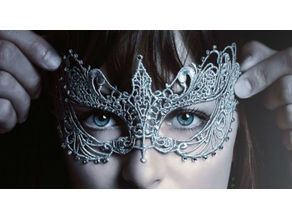 50 Shades of gray Darker Mask
