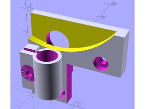 ender 3 - support for centesimal dial gauge v1_3