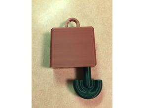 Lock for Lockpick Puzzles