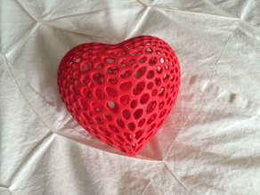 Voronoi Heart