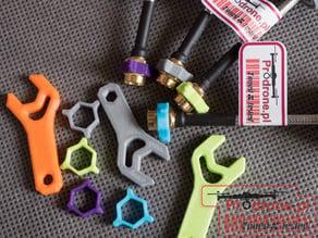 Fancy SMA wrench