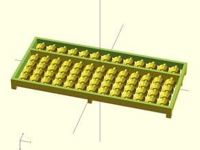 Configurable Soroban / Abacus