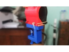 soft cylinder clamp
