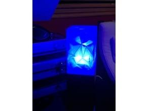 Crinkle Lamp Base v2