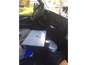 SS Drink Mod Laptop Chevy Express