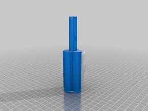 Nerf Sledgefire Mega Dart Shell