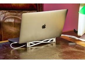 MacBook Pro folding stand