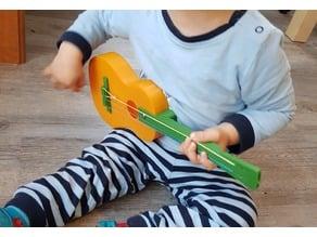 Playable Mini Guitar Child Guitar (Remix)