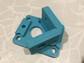 Sienci Mill - Angle Mount - 4 holes