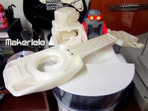 the Makerlele - MK1