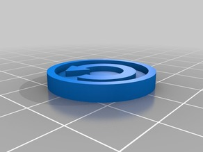 Blood Bowl Turn Marker