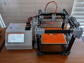 Mini CoreXY 3D Printer