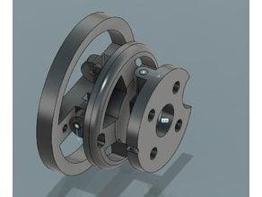Vector thrust unit