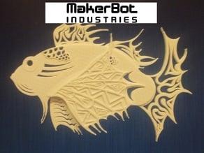 LionFish Art Design