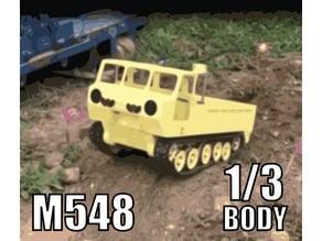 M548 (Body 1/3)