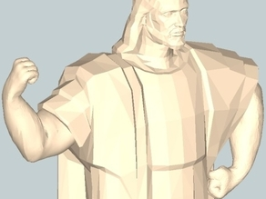 Beefy Cristo Redentor