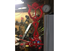 Bond Of Flame Keyblade Fully scaled