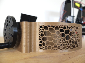 The $30 3D scanner // Voronoi Chassis