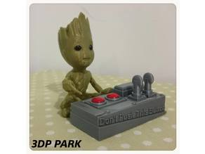 Baby Groot 5-3 (Don't Push This Button)