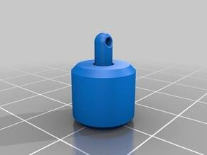 Print in place fidget keychain