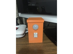 Cheap PIR/DHT sensor stand