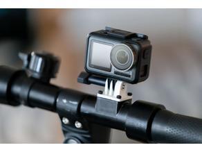 GoPro mount for Ninebot SNSC