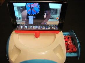 Panoramic iPad Spinner