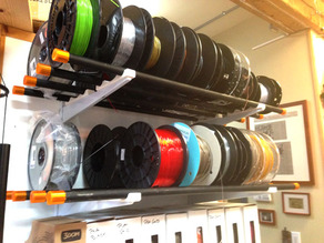 Spool Storage Rack