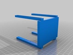 2.5 inch drive rack