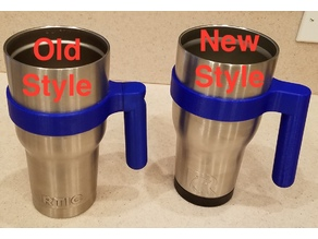 New Style RTIC 30oz Tumbler Handle