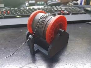 Big Solder spool holder stand