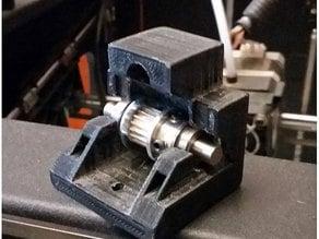 Corner shaft for Mbot Desktop 3D Printer