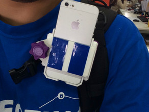 iPhone 5S Hooking Holder