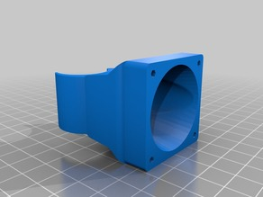 Dual blower for Prusa i3