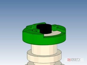 Groove mount adapter