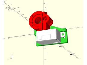 SparkLab FTS 2 V3 mounting plate