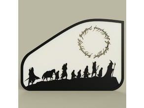 The Lord of the Rings - Le Seigneur des Anneaux No3