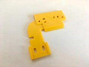 Anet A8 SN04-N Auto Leveling Sensor Bracket w slidable cutout