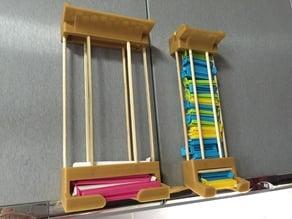 Get Neat! IKEA BEVARA Sealing Clips Holder/ Dispenser