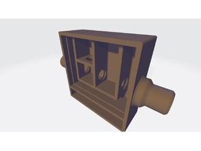 Formicarium 54x54mm tubing modular
