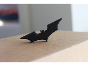 Batman Keychain Ring / Keyring Thing