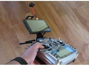 Fat Shark Transformer Screen Bracket for Taranis Radio