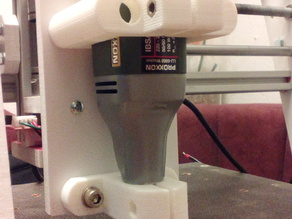Proxxon IBS/E CNC bracket