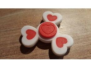Hearts Spinner for Kids