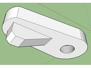 Glass Panel/Retainer Clip