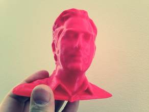 My MakerBot Photobooth Scan