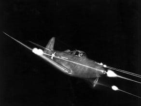 P-39 Airacobra World War 2 fighter aircraft