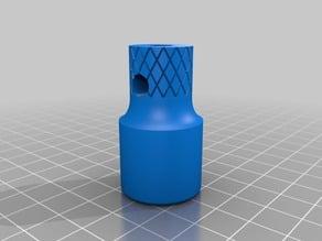 douille diamètre 16 mm pour fiche BNC